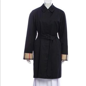Burberry London Coat.